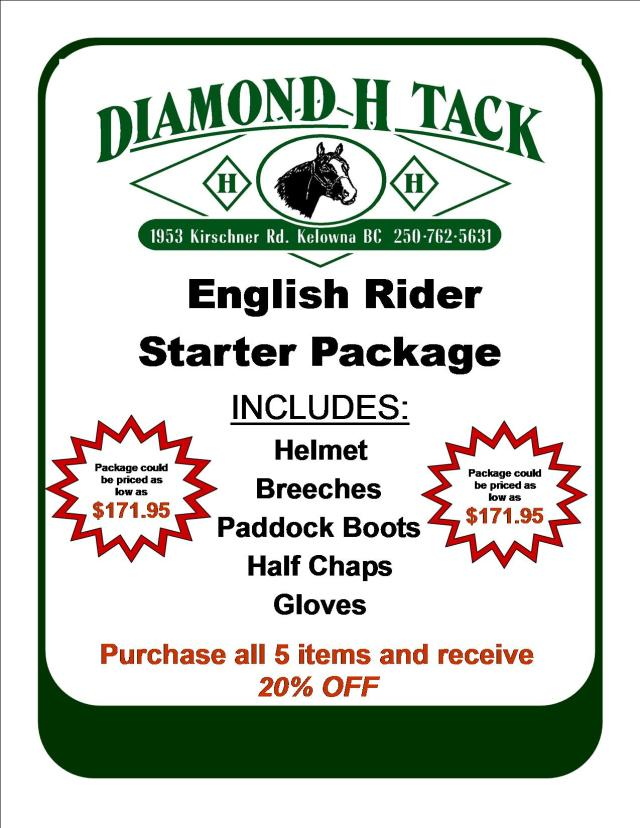 Form - Starter Package - English Riding printable